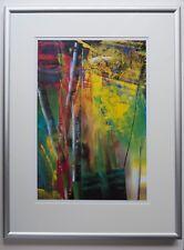 Gerhard Richter Victoria I farbige Offsetlithografie drucksigniert  gerahmt