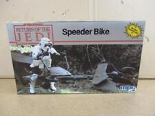 MPC Star Wars Speeder Bike Model Kit 1983 Unbuilt NEW