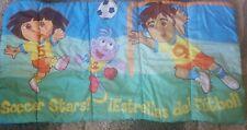 Dora the Explorer and Diego Soccer sleeping bag