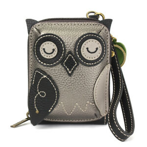 Chala 639 Cute-C Credit Card Holder RFID Protected *NEW* Choose Your Style