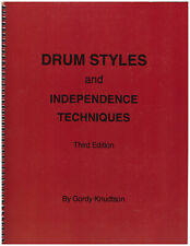 Drum Styles & Independence Technique - Gordy Knudtson Drummer Steve Miller Band
