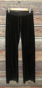 """Juicy Couture Velour Pants Size P Women's Inseam: 33"""""""