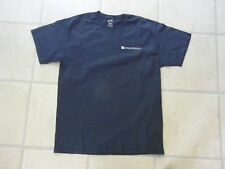 Never Worn MEN's PROMOTIONAL LARGE NAVY SHORT SLEEVE TOP - IPAS and APIS