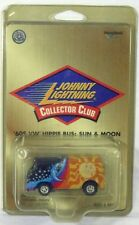 Johnny Lightning '60s Volkswagen Bus Hippie Bus Sun & Moon Collector Club VW