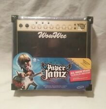 NEW wow wee paper jamz amplifier, guitar amp series 1, portable speaker, Rock