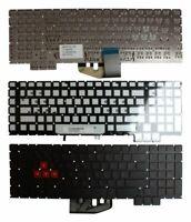 HP Omen 17-AN012DX 17-an012na 17-an012nc 17-an012nf French Laptop Keyboard