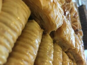 baklava-assorted, 500g/0.5kg. The best price, quality and fresh. London.