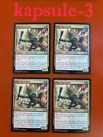 Zhur-Taa Ancient FOIL Dragon/'s Maze PLD Red Green Rare MAGIC CARD ABUGames