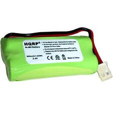 HQRP Phone Battery for VTech BT183342 BT266342