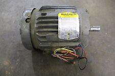 BALDOR M3584T 1-1/2HP 1-1/2 HP 3PH ELECTRIC MOTOR 230/460V VOLT 1740 RPM 145T FR