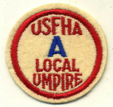USFHA Local Umpire A Patch (Field Hockey)