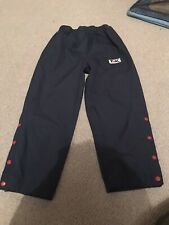 Blue Hi Gear Waterpoof Over Trousers - Age 7-8
