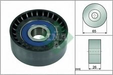 OPEL ASTRA J 1.7D Aux Belt Idler Pulley 2009 on Deflection INA 1854164 Quality