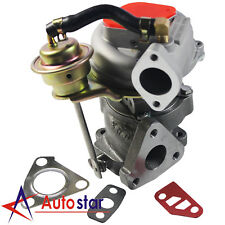 Turbocharger For Small Engine 100Hp Rhino Motorcycle Atv Utv Turbo Rhb31 Vz21