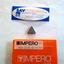 Inserti per tornitura IMPERO TNUN 160308 P6 (conf. 10 pezzi)