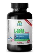 mucuna dopa - L-Dopa 99% Extract 350mg (1) - boost testosterone natural