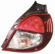 Renault Clio Rear Light Unit Driver's Side Rear Lamp Unit 2009-2012