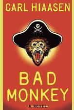 Bad Monkey by Carl Hiaasen (2013, Hardcover)