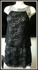 Robe Save the Queen noire 36/S dress