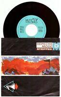 "Depeche Mode ""Stripped/But Not Tonight"" Germany 7"" Single 1986 - 7 BONG 10"