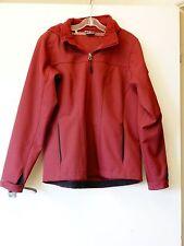 TRUE NORTH BRAND RED/MAROON WOMEN'S JACKET/COAT SZ S 8-10 BRAND NEW WATER PROOF