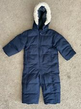 Baby Gap 12-18 Months Winter One Piece Jacket Very Warm
