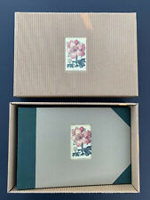 Foto Album With Gift Box Floral Brown/green