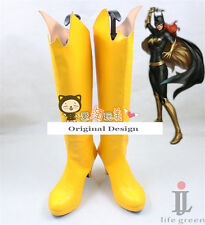 Batman Batgirl Boot Party Shoes Cosplay Boots Custom-made