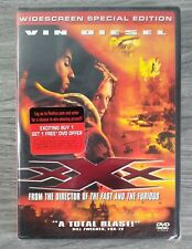 Xxx (Dvd, 2002), Widescreen Special Edition - Vin Diesel - New, Sealed