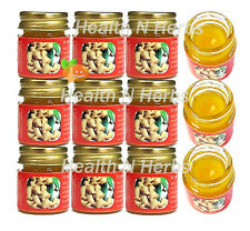 12x HOT GINGER BALM SOOTHING BALM KEEP WARMING AND PAIN-RELIEF