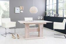 Bis 10 Esstische & Küchentische aus MDF/Spanplatte-Holzoptik mit Zum Zusammenbauen