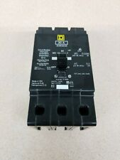 SQUARE D 30 AMP, 3 POLE, 480 VOLT EDB34030 CIRCUIT BREAKER (GOOD CONDITION)