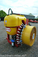 COMPACT TRACTOR PTO ORCHARD SPRAYER TL200 S WITH HAND LANCE.