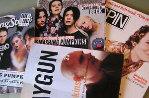 """Smashing Pumpkins """"Time Capsule"""" Collector's Package by Tim Van Schmidt"""