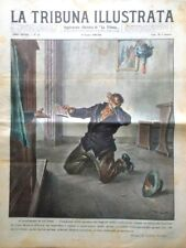 La Tribuna Illustrata 8 Giugno 1930 Peter Kurten Dusseldorf Margherita Vampiro