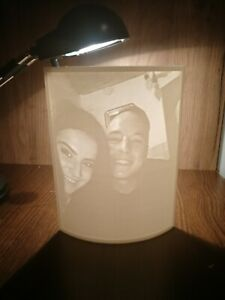 Personalized Unique 3D picture Custom 3D printed image, Special litophane 4 gift