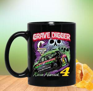 kevin harvick grave digger Coffee Mug