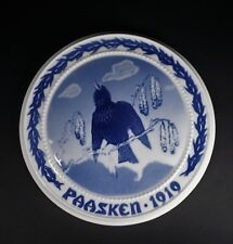 B&G Bing And Grondahl Easter Wall Plaque Plate 1919