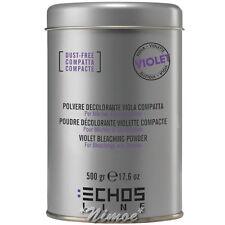 Bleaching Powder Violet Dust-free 500gr Echos Line ® Polvere Decolorante Viola