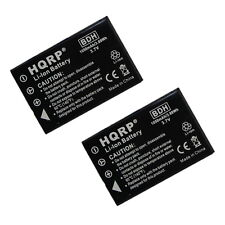 2x HQRP Batteries for HP Photosmart R717 R725 R727 R817 R817v R817xi R818 R927