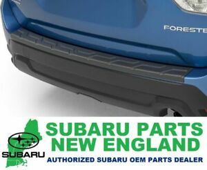 Genuine OEM Subaru Forester Rear Bumper Guard Protector Step E771SSJ000
