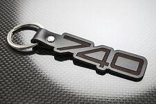 Volvo 740 Leather Keyring Keychain Schlüsselring Porte-clés Estate Turbo GLT GLE