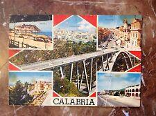 024 CARTOLINA - Calabria - Panorama