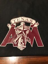 Ryno Texas A&M Corps Logo Laundry Duffle Bag Heavy Duty Canvas (E1)