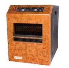 BNIB Eco-Heater Infrared Space Heater Air Sanitizer & Humidifier 1500-Watt UV