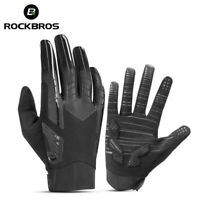 ROCKBROS Winter Thermal Windproof Bicycle Keep Warm racing Thick Sport Glove