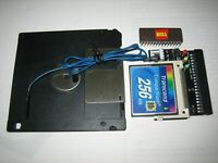 Apple IIGS 2GS 100MB Formatted CF SSD for AE Vulcan Card & Gold ROM 100% Tested
