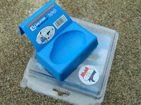 Quality French Made Rubber Oyster Safety Shucking Block- Helps Avoid Injury