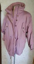 Schöne exklusive Herbst -Winter Jacke von Shamp ,Damen Jacke Gr. 46 rosa