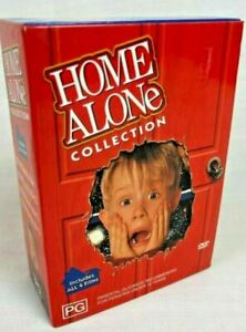 Home Alone Collection (DVD) FREE POST